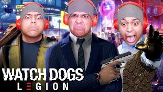 I CAN BE ANYONE I WANT IN THIS GAME!? LET'S GOOO! [WATCH DOGS LEGION]