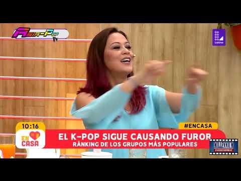 ASIA-POP TV PROGRAMA EN CASA (08-10-2018)