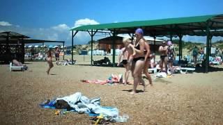 Пляж Витязево. 1 июля 2015(, 2015-07-02T12:20:57.000Z)