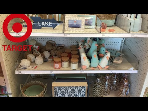 Everything New at Target Dollar Spot for Summer! Home Decor + More!