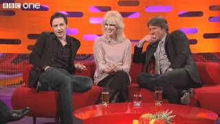 James McAvoy talks of his flatulence on set - The Graham Norton Show - Series 10 Episode 2 - BBC One