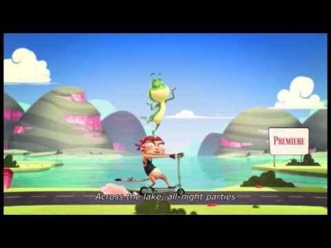 Annecy 2013 Partners' Trailer