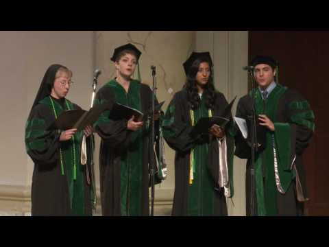 Georgetown School of Medicine 2016 Commencement