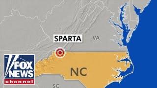 North Carolina rocked by 5.1 magnitude earthquake