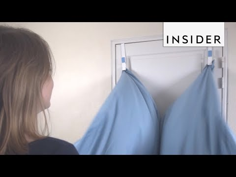 Change Your Duvet Cover In Seconds