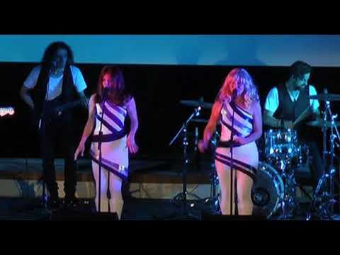 Flaming Sambucas ABBA GOLD-  Oct 2017 at The Regal Theatre