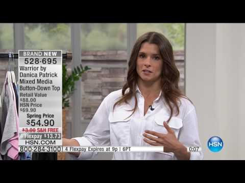 HSN | Warrior by Danica Patrick Fashions 04.25.2017 - 08 PM