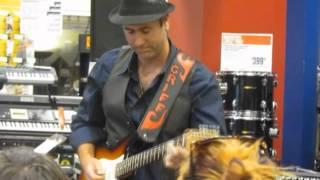 Griff Hamlin - Battle of the blues, Murrieta, store finals 2012. First time around.