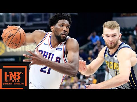 Philadelphia Sixers vs Indiana Pacers Full Game Highlights | 01/17/2019 NBA Season thumbnail
