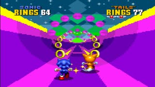 [TAS] Sonic the Hedgehog 2 - All Special Stages (Ring Attack)
