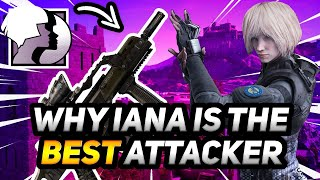 Why Iana is The Best Attacker!