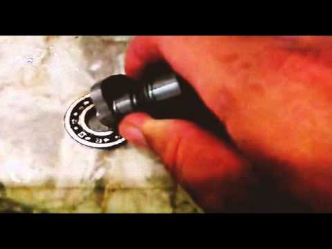 How to install camshaft bearing by Bobby Mencias of BMR Racing Team