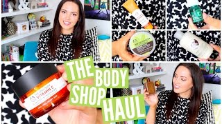 The Body Shop HAUL! ♡