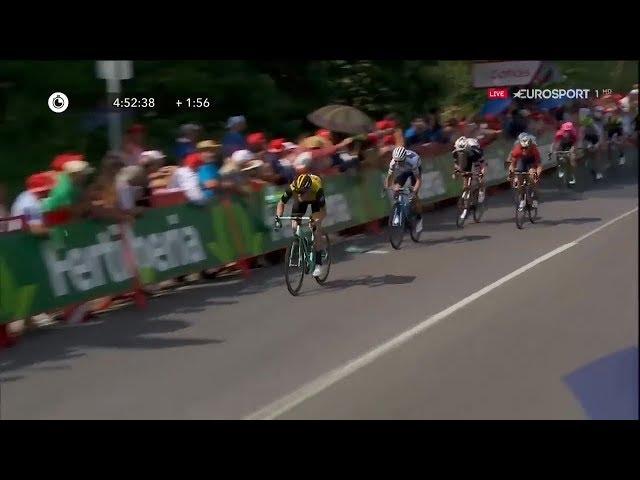 Espainiako Vueltako 4. tokian da Ion Izagirre
