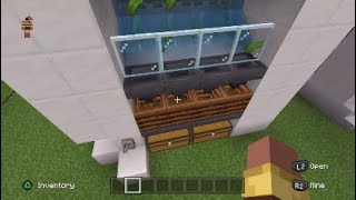 How to make a bonemeal farm MINECRAFT 1.16