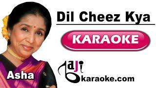 Dil cheez kya hai - Video Karaoke - Umrao Jaan - Asha - by Baji Karaoke