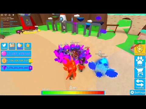Roblox Bgs God Tamer Bubble Gum Simulator Update 64 Youtube