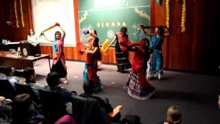 Indian culture night. Goettingen. Uhooo!!
