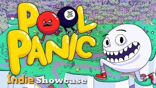 POOL PANIC Crazy Cue Ball Fun Indie Showcase