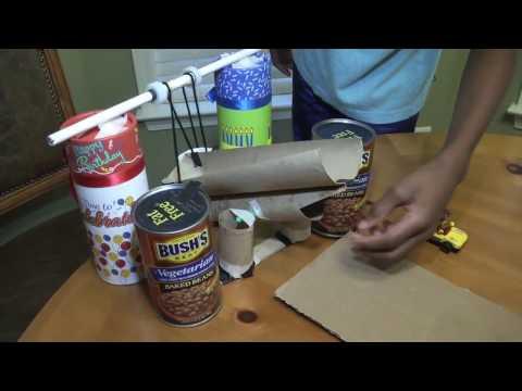 Rube Goldberg - E. Cooke 7th Grade