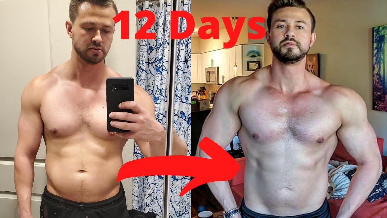 MKP Fat Loss Transformation | 12 Week Final Update! - YouTube