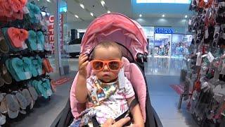 Даже дети ездят в Дубай на шоппинг