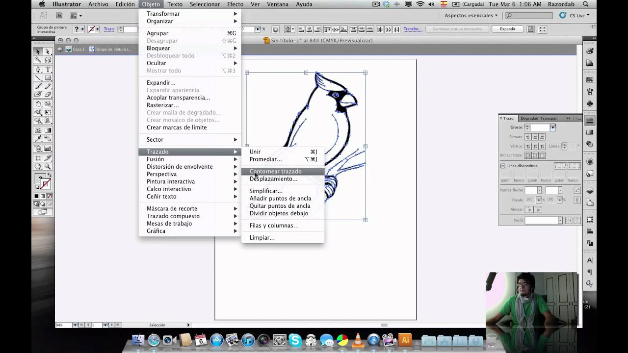 how to get cut contour to work with illustrator