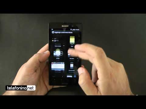 Sony Xperia Ion videoreview da Telefonino.net