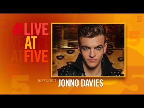 Broadway.com #LiveatFive with Jonno Davies of A CLOCKWORK ORANGE
