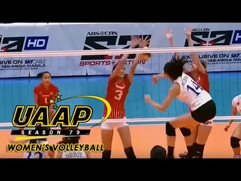 UAAP 79 Top 10 Sets: BDL Running attack