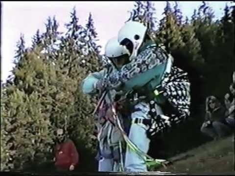 Gleitschirm Kurs in Tirol 1992