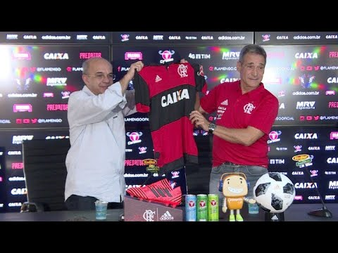 Carpegiani de volta ao Flamengo