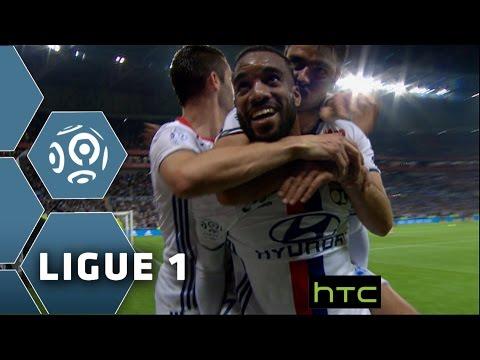 Olympique Lyonnais - AS Monaco (6-1)  - Résumé - (OL - ASM) / 2015-16