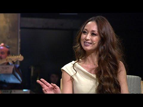 Beyaz Show- Japon Dansöz Milya Meg Herkesin Ilgi Odağı Oldu!