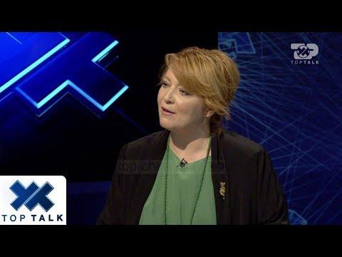 "Top Talk/ Edith Haxhi: ""Telekom Serbia"" rrezikon sigurinë"