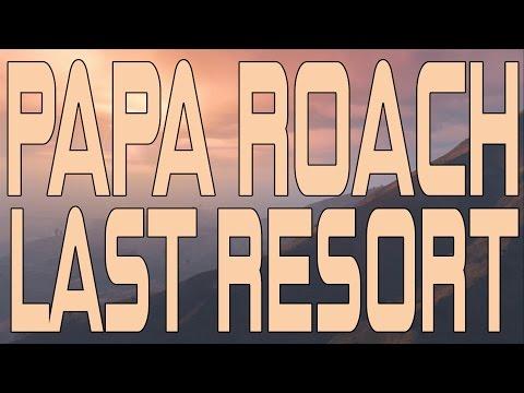 Papa Roach - Last Resort (Instrumental Cover)