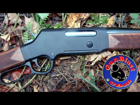 "Henry's New ""LONG RANGER"" Leveraction Rifle In 308 Winchester - Gunblast.com"
