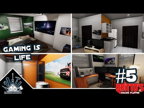 Gaming Is Life - House Flipper Part #5