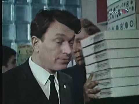 Ненормальный (1971): смотреть онлайн выпуск киножурнала Фитиль