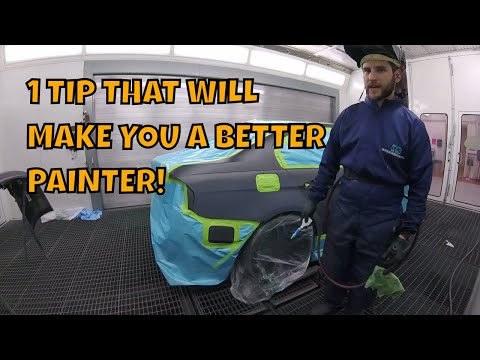 One simple thing that will make you a better painter!