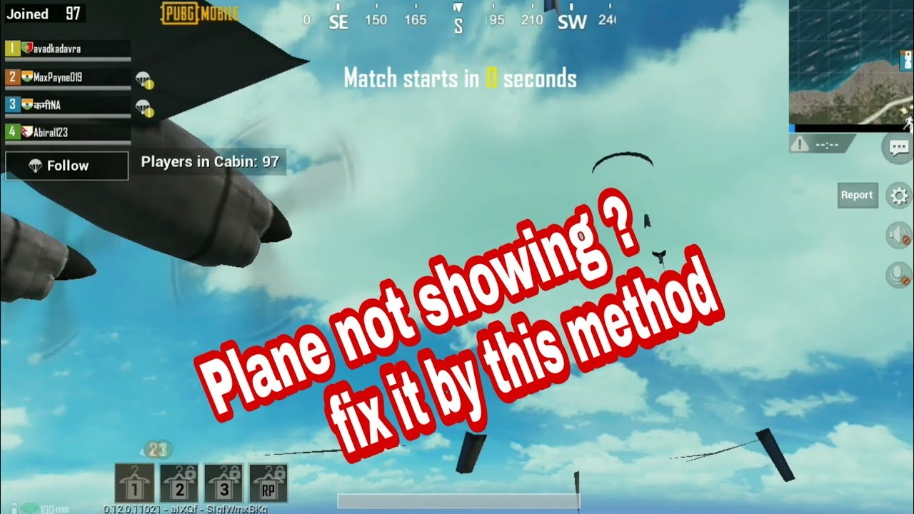pubg mobile not showing update