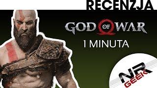 Recenzja - God of War (1 minuta)