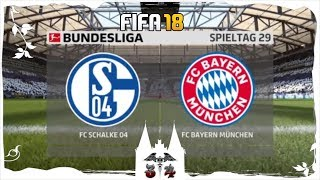 Fifa 18 ⚽️ 34 ☞ schalke 04 vs. fc bayern münchen