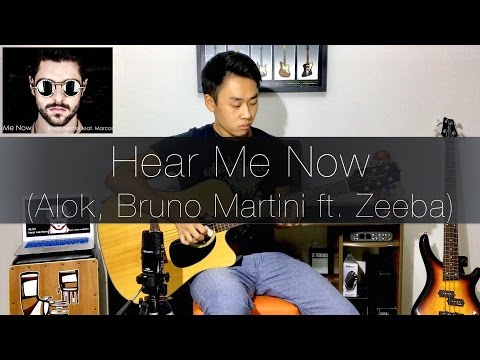 (Alok, Bruno Martini ft. Zeeba) Hear Me Now - Rodrigo Yukio (Fingerstyle Guitar Cover)(FREE TABS)