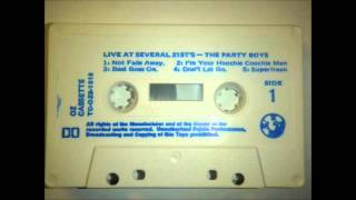 The Party Boys Live at Several 21st