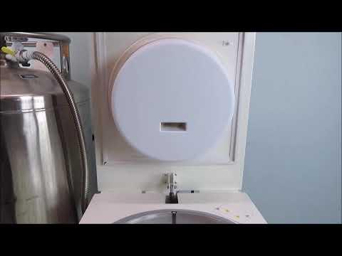 Thermo Scientific CryoPlus 1 Liquid Nitrogen Storage System