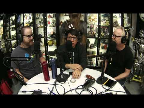 SPOILERCAST - Ridley Scott's The Martian - Still Untitled: The Adam Savage Project - 10/6/2015