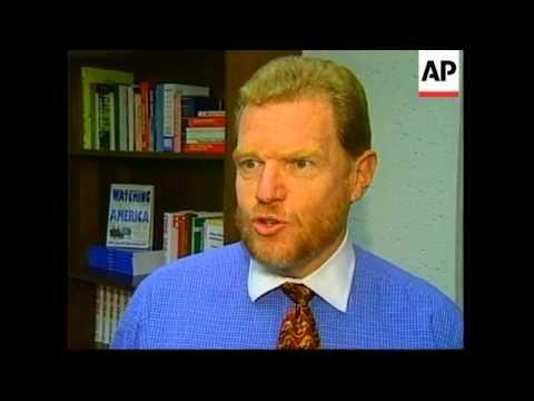 USA: NEWS CHANNEL CNN RETRACT ITS VIETNAM NERVE GAS STORY