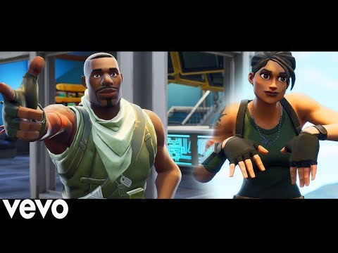Fortnite - Default Dance (Official Music Video)