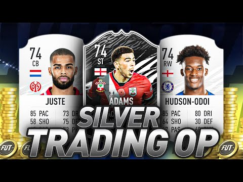 FIFA 21 TRADING - HOW TO MAKE 1 MILLION+ COINS TRADING WITH SILVERS!